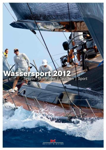 Wassersport 2012