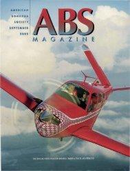 September 2002 - American Bonanza Society