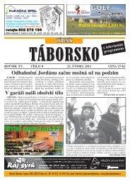č. 08/2011 - Jihočeské týdeníky sro