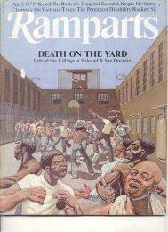 Ramparts April 1973