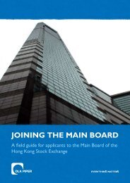 JOINING THE MAIN BOARD - The Lawyer