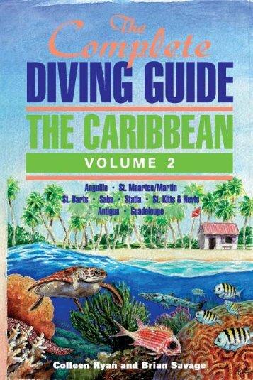 SINT EUSTATIUS (STATIA) - Complete diving guides