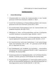 WP RA StB Prof. Dr. Dietrich Grashoff, Bremen Schriftenverzeichnis I ...