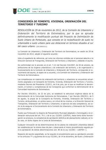 Resolución de 29 de noviembre de 2012, de la Comisión de ...