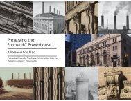 Preserving the Former IRT Powerhouse - Landmark West!