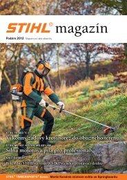 Podzim 2012 - Stihl