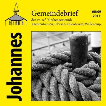 """""""rund ums Kind"""" im Gemeindezentrum - ref. Johannesgemeinde ..."""