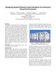 Designing Explicit Numeric Input Interfaces for Immersive Virtual ...