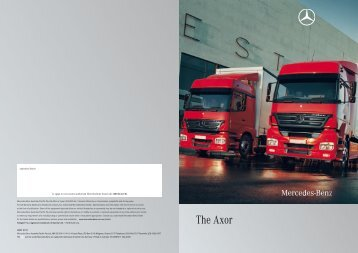 The Axor - Ahg