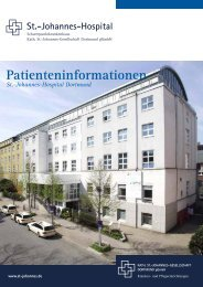 Johannes-Hospital - Kath. St.