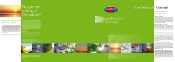 Energie bespaar Concepten - ComforTrend Nederland B.V.