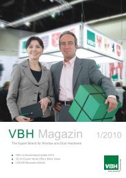 For download as PDF-File in english (1,3 MB) - VBH