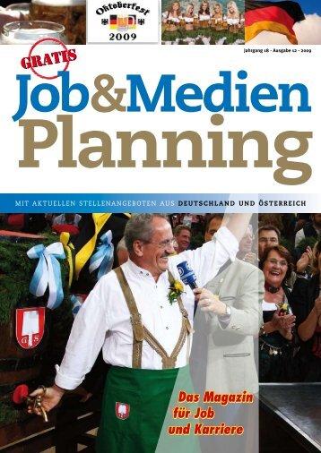 Jahrgang 18 - Ausgabe 12 - Jobs und Stellenangebote aus ...