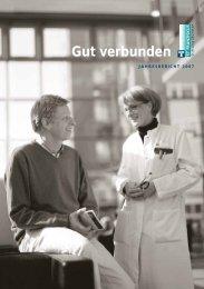 Gut verbunden - St. Joseph-Hospital Bremerhaven
