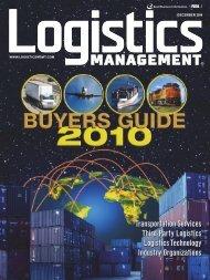 December - Logistics Management