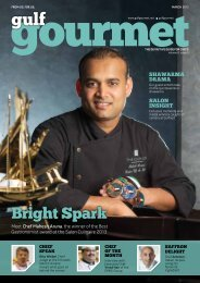 Bright Spark - The Emirates Culinary Guild