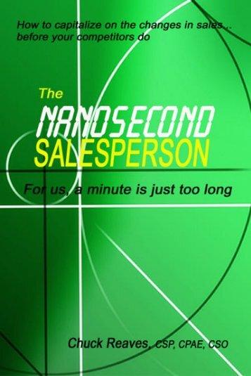 The Nano-Second Salesperson