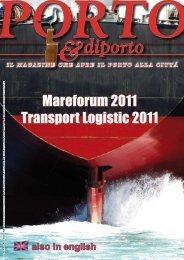 Mareforum 2011 Transport Logistic 2011 - Porto & diporto