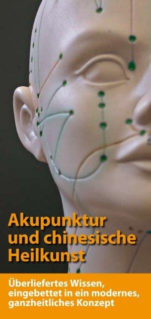 Akupunktur und chinesische Heilkunst - bei der DÄGfA