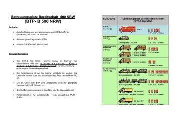 Betreuungsplatz Taschenkarte DIN A5
