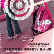 Internet Safety Guide for Parents. Parents Guide Cover: Photo of ...