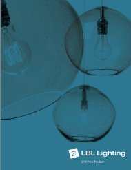 2010 New Product - Tech Lighting