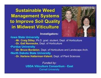 Presentation - Viticulture Iowa State University