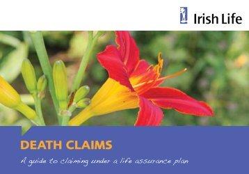 Death claims - Irish Life