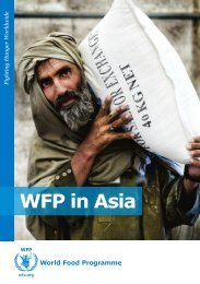 wfp in asia 2011_english - WFP Remote Access Secure Services