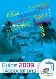 Guide 2009 - Tarascon