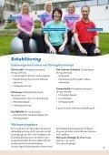 Kurser och utbud Hösten 2011 – Våren 2012 - Folkhälsan - Page 5
