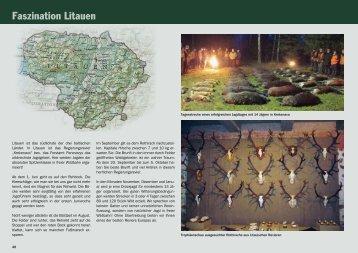 Faszination Litauen - Jagdbüro G. Kahle