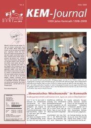 Ausgabe 3/2008 - Stadt Kemnath