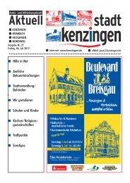 Ausgabe 27 2012 - Kenzingen