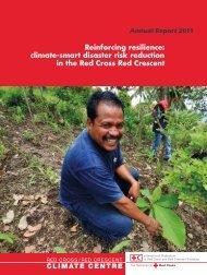 Annual report 2011 - Climate Centre