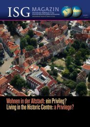 Wohnen in der Altstadt: ein Privileg? Living in the Historic ... - kerstein