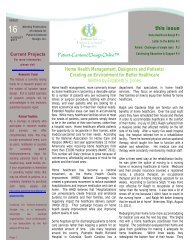 Issue 16 - Home Healthcare Design - Institute for Patient-Centered ...