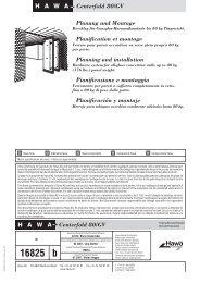 HAWA Centerfold 80/GV