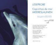muestra de lectura (PDF) - konkursbuch Verlag Claudia Gehrke