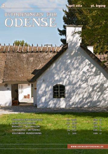 april 2012 36. årgang - Byforeningen for Odense