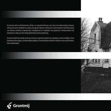 Landschap & erfgoed - Grontmij