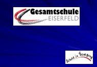 INFO JG - Gesamtschule Eiserfeld