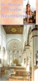 aktueller Flyer - St. Vicelin