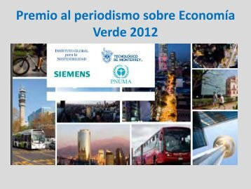 Premio al periodismo sobre Economía Verde 2012.pdf