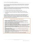 National Water Program 2012 Strategy: Response to Climate Change - Page 6