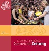Gemeindebrief online - Evangelischer Kirchenkreis Bielefeld