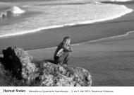 Heimat finden Meeresforum Systemische Naturtherapie 3. bis 5. Mai ...