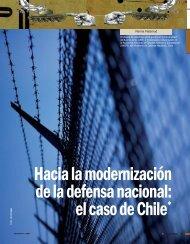 Hacia la modernización de la defensa nacional - Revista Perspectiva