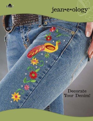 Decorate Your Denim! - Plaid Enterprises