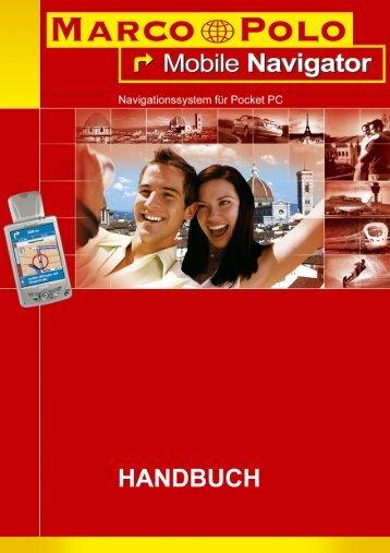 Online-Handbuch - Marco Polo
